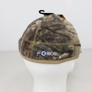 Carhartt Accessories - Carhartt Force Fleece Realtree Camo Fitted Hat NWT 514d7dbd7bd8